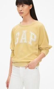 GAP - Vintage Soft Gap Logo Raglan Sweatshirt/M